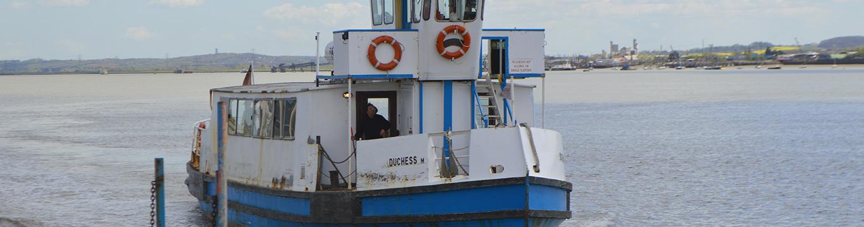Tilbury/Gravesend Ferry